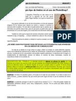 Hoja de problemas nº 3 - TICO - 1º - Bachillerato - Curso 2009-10