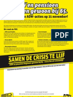 09-10-29 Kabinetsplan AOW - Pamflet II 21 November