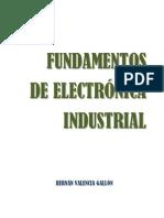 Fundamentos de Electrónica Industrial - Hernán Valencia Gallón