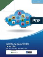 Gestion de Documentos Whitepaper