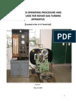 Rover Gas Turbine