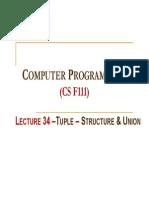 Lect34 C Programming