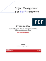 Basic Project Management on PMI Framework 2nd Rel