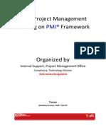Basic Project Management on PMI Framework 2nd Rel