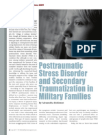 Post Traumatic Stress Disorder in Vterans