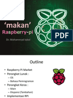 Mohiqbal - Ayo 'Makan' Raspberry