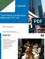 THCM SAP Landscape Project OS Tasks