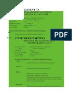 Contoh Rkh Sentra