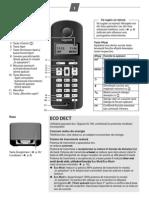 Manualul de utilizare Gigaset AL140