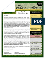Parent Bulletin Issue 31 SY1314
