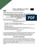 Avviso Di Selezione e Schema Di Domanda n. 01 Collaboratore Amministrativo Cat. b - Messo Comunale