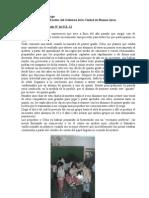 Experiencia en La Escuela 16 Sergio Rago