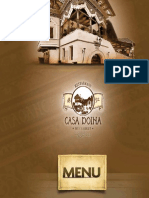 Casa Doina Meniu Restaurant Preview
