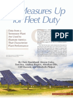 PV Measures Up for Fleet Duty