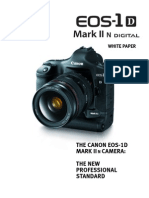Canon Eos-1d Mark II n White Paper