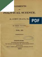 Craig John Elements 3