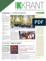 Wijkkrant Buitenveldert Amsterdam Mei 2014