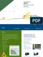 Grundfos Water Pump-NB NK Brochure