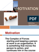 Motivation Ppt Final