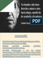 Gabo, Vida y Obra