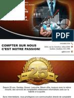GGLB CPA - Comptables Professionnels Agréés à Québec