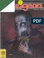 Dungeon Magazine #025