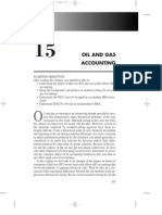 Chapter 15 - Oil and Gas Accounting