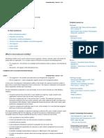 International Mobility - Factsheets - CIPD