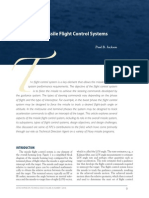 Overview of Missile Flight Control Systems