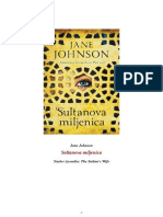 Sultanova Miljenica - Jane Johnson