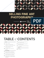 Selling Fine Art Photography