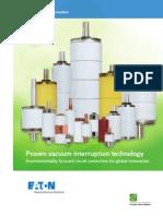 Eaton Vacuum Interruption (EVI) Technology_BR_03_2013