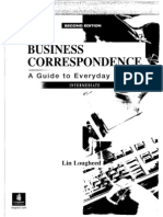 Business Correspondence Guide