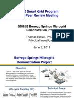 30 SDGE Borrego Springs Microgrid