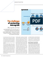 The challenge of protecting microgrids - Think Grid n°8