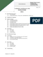 Turbine Over Hauling Procedure Siemens