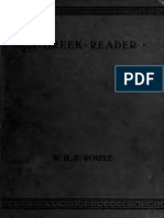 Rouse - A Greek Reader
