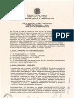 Ata Srp 001-2014 - Pe Srp 119-2013 - Administrao de Frota
