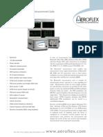 Aeroflex Bluetooth Measurement Suite Issue 2