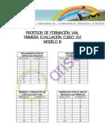 Corrector Modelo B
