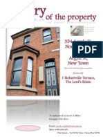 History of the Property - 354 Argyle Street, North Hobart.