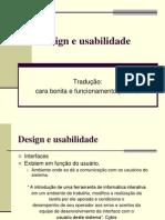 Design e Usabilidade