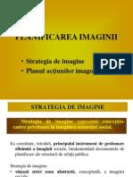 Planificarea Imaginii