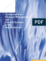 Commission on Financial Management and Control Systems in the Health Service 2003