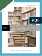 [Arizabalaga García, Ángel]. [Uned Asturias]. Pec Primer Parcial