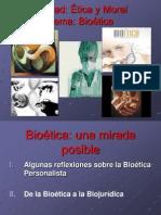 Bioetica Personalista y Derecho