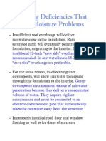 building moisture fixes beyond dehumidification