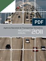 Relatório Anual Antt 2011[Web]