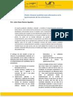 Ensayo DSR (1)