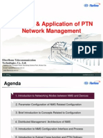 4-Function & Application of PTN Network Management